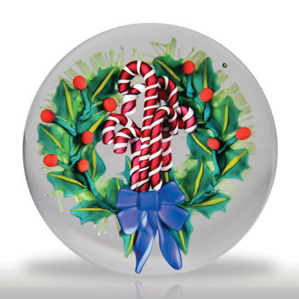 Ken Rosenfeld Christmas Wreath
