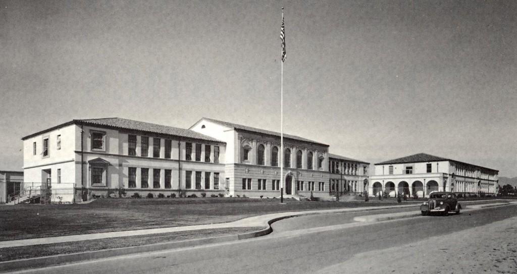 North Hollywood Junior High School 1939
