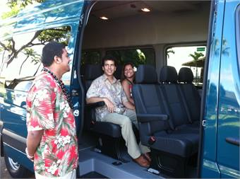 Hawaii Shuttle