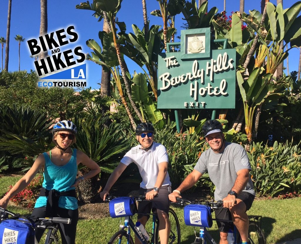Bikes and Hikes L.A. City Tours
