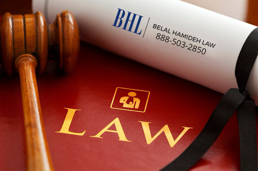 accidentlawyerlosangeles Belal Hamideh Law