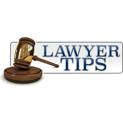 lawyer tips